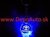 Prívesok Toyota / LED svietiaci