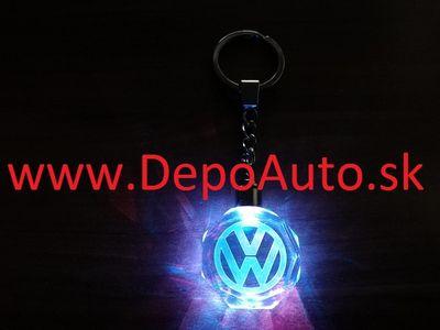 Prívesok VW / LED svietiaci