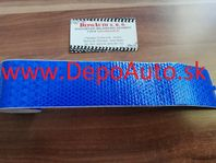 Reflexná páska 5cm x 3m / modrá