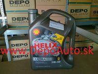 Shell Helix HX7 5W-40 4L