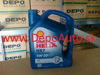 Shell Helix HX7 Profesional 5W-30 5L