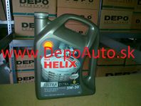 Shell Helix Ultra Extra 5W-30 4L