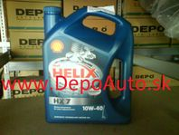 Shell HX7 10W-40 4L