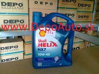 Shell HX7 Diesel 10W-40 4L