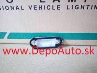 Škoda Octavia 9/00- zadné osvetlenie ŠPZ Originál