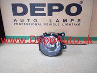 Subaru OUTBACK 09/09- hmlovka Pravá / bez žiarovky
