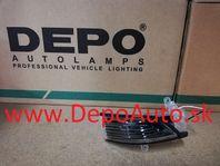 Subaru OUTBACK 09/09- smerovka v zrkadle Pravá / od roku 12- /