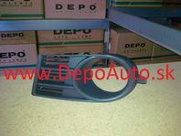 Suzuki SWIFT 05- kryt v nárazníku Lavý / do r.v. 07