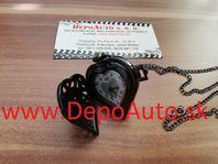 Vreckové hodinky retro QUARTZ / funkčné