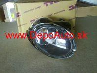VW AMAROK 1/2010- predná hmlovka HB4 Pravá /od roku výroby 7/2013-2014/