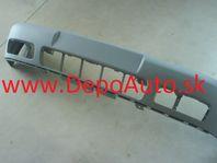 VW CADDY 10/95-2/04 predný nárazník / komplet s držiakmi