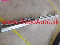 VW CADDY 3/04- spodný prah Pravý /pre 4 dverovu karosériu/