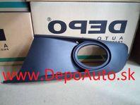 VW CADDY 6/2010- kryt hmlovky Lavý / s otvorom