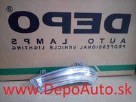 VW EOS 03/2006- smerovka v zrkadle Lavá / Dodanie do 24h