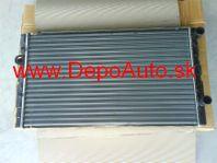VW Golf III 9/91-4/99 chladič vody s AC 1,9D-1,9TD