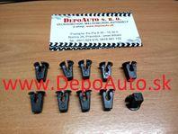 VW GOLF III 9/91-4/99 montážna kocka 10 ks vela použití