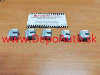VW GOLF III 9/91-4/99 montážny plech elektrického systému 5ks