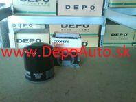 VW GOLF III 9/91-4/99 olejový filter 1,9TDi-1,9SDi-1,9D / FIAAM