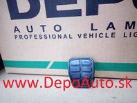 VW GOLF III 9/91-4/99 povrchová guma brzdového pedálu