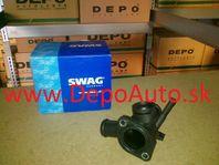 VW Golf III 9/91-4/99 príruba chladiča 1,9D-1,9TD / SWAG