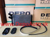 VW Golf III 9/91-4/99 radiator kúrenia / pre všetky typy
