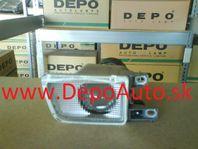 VW GOLF III 9/91-99 hmlovka H3 Lavá / DEPO /