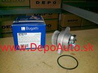 VW GOLF III 9/91- vodná pumpa 1,4-1,6 / BUGATTI /