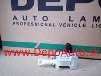 VW GOLF IV 8/97-8/03 zámok zadných dverí kufra s cent. zamknutím