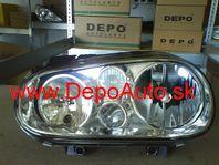 VW Golf IV 97-03 svetlo H1+H3+H7 Lavé / DJ AUTO /