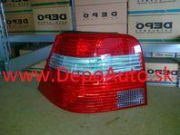 VW Golf IV 97-03 zadné svetlo Lavé,biele