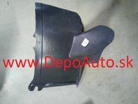 VW Golf V 8/03-podblatník predný Lavý /predná časť/
