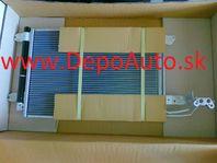 VW GOLF VI 10/08- chladič klimatizácie / pre všetky typy /
