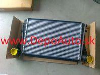 VW GOLF VI 10/08- chladič vzduchu /INTERCOOLER/ 1,6TDi-2,0TDi
