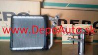 VW GOLF VI 10/08- radiator kúrenia / pre všetky typy /