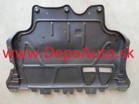 VW GOLF VII 2013- kryt pod motor / DIESEL /