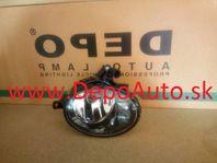 VW JETTA 4/2010- hmlovka HB4 Lavá/s funkciou dosvetlenia zákrut