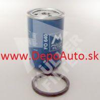 VW JETTA 4/2010- olejový filter / MULLER FILTER
