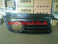 VW JETTA 8/05-9/2010 kryt v nárazníku s otvorom,Pravý