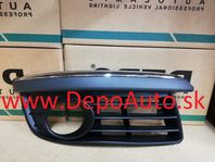 VW JETTA 8/05-9/2010 kryt v nárazníku s otvorom,Pravý / s chromovou lištou