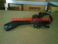 VW PASSAT 00-05 prepínač svetiel a smeroviek Lavý,bez tempomatu