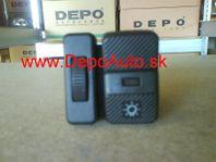 VW PASSAT B3 4/88-10/93 ovládanie osvetlenia