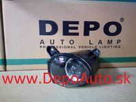 VW Passat B6 00-05 hmlovka H3 Lavá / DJ AUTO /