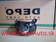 VW Passat B6 00-05 hmlovka H3 Pravá / DJ AUTO /