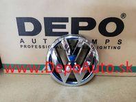"""VW PASSAT """"B7"""" 11/10- predný znak / Originál"""