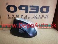 """VW PASSAT """"B7"""" 11/10- smerovka v zrkadle Lavá / LED / s podsvietením /"""