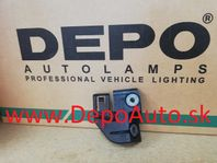 """VW PASSAT """"CC"""" 06/08- držiak svetla Lavý /Originál"""