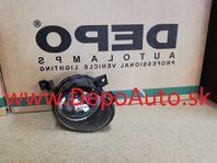 """VW PASSAT """"CC"""" 2012- predná hmlovka Pravá/HB4/ pre model R-LINE"""