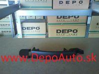VW POLO 06/09- klučka Lavá zadná