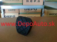VW POLO 06/09- povrchová guma brzdového pedálu