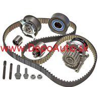 VW POLO 06/09- rozvodová sada 1,2TDi-1,6TDi / SKF